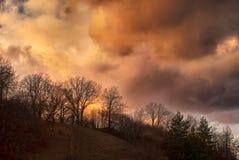 небесно Стоковые Изображения RF