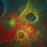 небесные предметы Стоковое Изображение