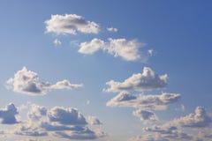 небесный ландшафт Стоковые Изображения