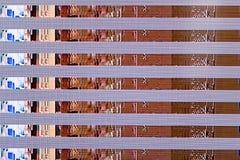 Небольшие затруднения, цифровой шум и искажение на ЖК-ТЕЛЕВИЗОРЕ Стоковые Фотографии RF