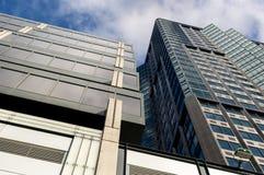 Небоскребы в Монреале городском Стоковое Фото
