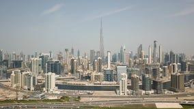 Небоскребы Дубай видеоматериал