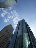 Небоскребы на станции токио Стоковое фото RF