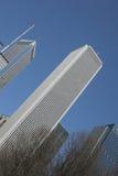 Небоскребы Чикаго Стоковая Фотография