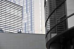 небоскребы Стоковое Фото