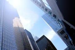 небоскребы Стоковые Фото