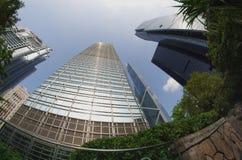небоскребы Стоковые Изображения RF