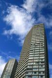 небоскребы Стоковые Изображения