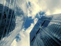 небоскребы chicago Стоковые Фотографии RF
