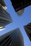 небоскребы francisco san стоковая фотография rf