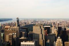 Небоскребы NYC стоковое фото rf