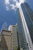 небоскребы philadelphia Стоковые Фотографии RF