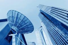 небоскребы shanghai фарфора Стоковые Изображения RF