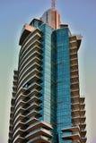 Небоскреб в Марине Дубай Стоковые Изображения RF