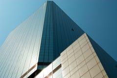 небоскреб голубого неба стоковые изображения