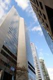 Небоскреб городской Монреаль стоковые фотографии rf