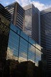Небоскреб городской Монреаль стоковое изображение rf