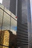 Небоскреб городской Монреаль стоковая фотография