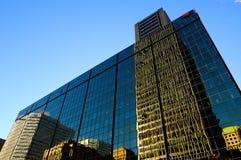 Небоскреб городской Монреаль стоковые фото