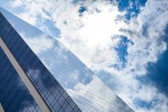 небоскреб дела самомоднейший Стоковые Изображения RF