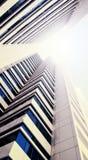 небоскреб делового центра Стоковые Изображения