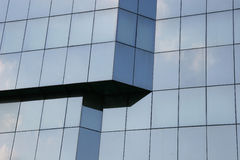 небоскреб детали Стоковое фото RF