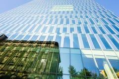 небоскреб дела здания высокий самомоднейший Стоковые Изображения
