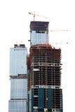 небоскреб здания Стоковая Фотография RF