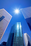 небоскреб окружающей среды урбанский Стоковая Фотография RF