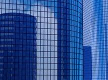 небоскреб предпосылки Стоковое Фото