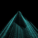 небоскреб светокопии Стоковые Фото