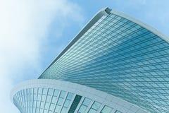 Небоскреб, символ корпоративного бизнеса и финансы стоковые изображения