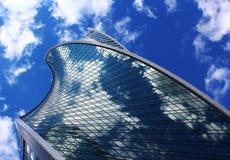 Небоскреб-спираль Стоковое Фото