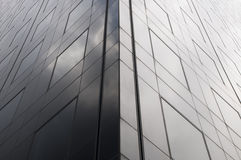 небоскреб темной стороны Стоковые Фотографии RF