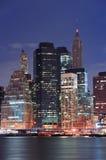 небоскреб урбанский york города новый Стоковое фото RF