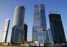 небоскреб стоковое изображение rf