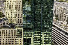 небоскреб Стоковая Фотография