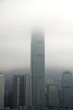 небоскреб Hong Kong Стоковая Фотография RF
