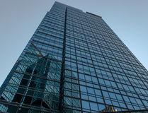 небоскреб Hong Kong стоковые изображения rf