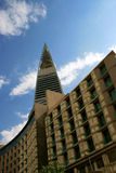 небоскреб riyadh Стоковое фото RF
