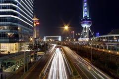 небоскреб shanghai Стоковое Изображение RF
