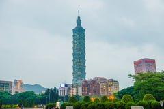 101 небоскреб taipei Стоковые Фото