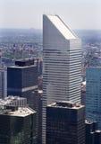небоскреб york города citi здания новый стоковые фотографии rf
