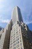 небоскреб york города новый Стоковое фото RF