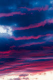 Небо далеко от нашего окна Стоковые Фото