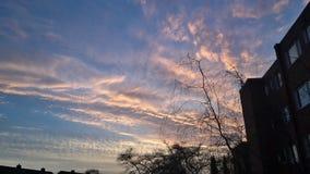 Небо воды Стоковое фото RF