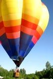 небо воздушных шаров горячее Стоковое Фото