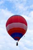 небо воздушного шара голубое горячее Стоковые Изображения RF