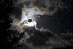 Небо в облаках. Стоковые Фото