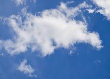 Небо в утре Стоковые Фотографии RF
